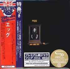 EGG-EGG +3-JAPAN MINI LP SHM-CD Ltd/Ed G00