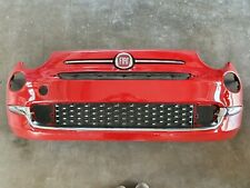 Tappo Paraurti ORIGINALE Fiat 500 coprigrancio posteriore cromato tutte versioni