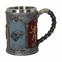 Game of Thrones Sigil Collectors Tankard - Boxed Nemesis Now Stein