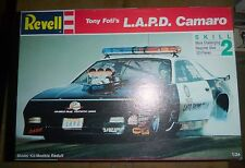 REVELL TONY FOTI'S LAPD CAMARO PRO STOCK 1/24 Model Car Mountain 7423