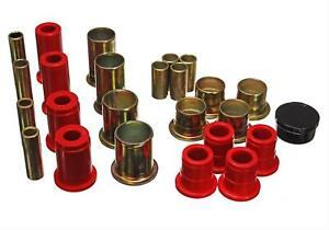 ES for 82-04 Ford Blazer/S10/S15 PickUp 2WD Red Front Control Arm Bushing Set