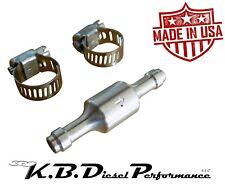 KBDP Turbo Boost Increase Valve Chevy GMC 6.6l Duramax 2001-2004 6.6l LB7