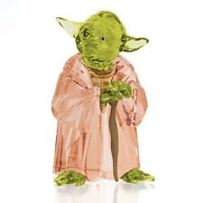 Swarovski Star Wars Master Yoda #5393456 Brand New In Box Disney Cute Save$ F/Sh