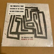 """The Pineapple Thief """"Versions Of The Truth"""" CD 2020 Sealed [Bruce Soord]"""