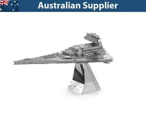 3D Metal Model Kit, Laser Cut, The Iconic Imperial Star Destroyer.