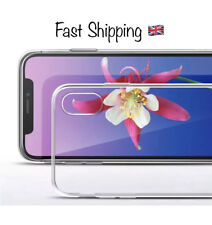 """iPhone Xs MAX 6,5"""" New 2018 - Silicone Clear Case - Good quality - Premium"""