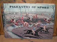 HISTORY OF SPORTS/FOOTBALL/BASEBALL/CHIVALRY GREAT OVERSIZED ILLUSTRATED BOOK