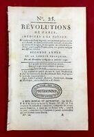 Gardes Suisses 1789 Besenval Bastille Courbevoie Villeneuve le Roi St Rémy
