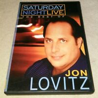 Saturday Night Live - The Best of Jon Lovitz DVD