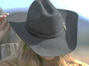 KINGMAN 4X Dark Gray QUALITY Premium Wool Western Cowboy Hat Bullhide MonteCarlo