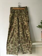 Vintage WW2 US Army Frogskin HBT Trousers Pants