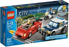 EUC Mint Clean Dust-FREE 100% Complete Lego City Police High Speed Chase 60007
