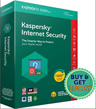 Kaspersky Internet Security 2020 1 PC 1 devices Full Version Antivirus
