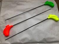 """3pcs/lot Ice Fishing Rod """"BALALAIKA"""" HLC Rod Palm Rod (FOAM) Winter Fishing"""