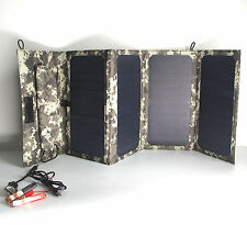 solar Panel 24w 12v usb charger for car boat Mountaineer camping outdoor