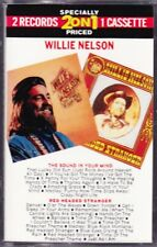 Red-Headed Stranger / Sound In Your Mind by Willie Nelson (Cassette)