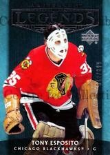 2005-06 UD Artifacts #116 Tony Esposito