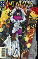 DC Comics 1993 Series CATWOMAN #18 Near Mint NM Jim Balent Batman Bag+Board