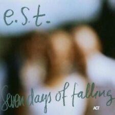 "E.S.T.  ""SEVEN DAYS OF FALLING""  CD NEU"