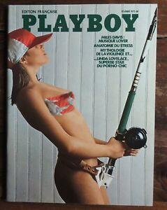 Playboy France n°15  -  1975. Comme Neuf/ Mint