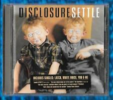 DISCLOSURE-SETTLE CD ALBUM(2013) 00602537394920 Island (Made in the UK&EU)