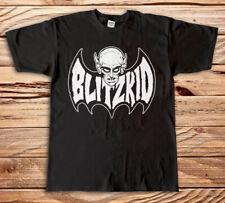 New shirt gildan BLITZKID TEENAGE BAT NEW BLACK