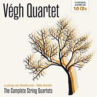 Vegh Quartet - The Complete String Quartets - Beethoven and Bartók [CD]
