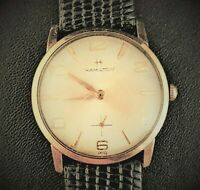 Vintage 1950s HAMILTON Hand Wind Mens Watch