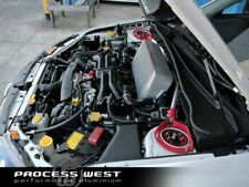 Process West Silver Verticooler Top Mount Intercooler For Subaru WRX 2008-2014