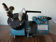 KNF Neuberger Twin Head Diaphragm Vacuum Pump UN726.3TTP