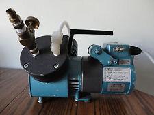 KNF Neuberger Twin Head Diaphragm Vacuum Pump UN726.3TTP