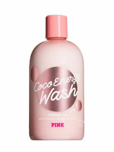 Victoria's Secret PINK COCO ENERGY Coconut Oil & Citrus Moisturising Cream Wash
