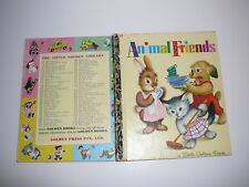 Animal friends Little Golden Book 316 HC 1966 Sydney