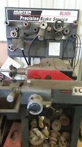 Hunter Engineering BL505 Combination Precision Brake Lathe