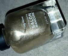 NEW! Sally Hansen Complete Salon Manicure nail polish WEDDING GLITTERS