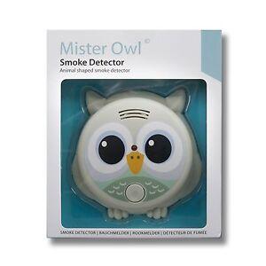 Rauchmelder Flow Mister Owl, Gustaf, Rosie