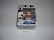 NFL Andrew Luck Indianapolis Colts  Wave 3 Pop Vinyl Figure by Funko