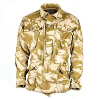 Original British army military combat Desert jacket parka 95 smock Rip Stop