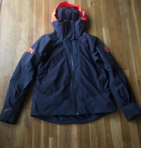 HELLY HANSEN Helly Tech Women's Champow Ski Jacket Navy XL