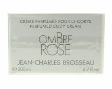 Jean Charles Brosseau 'Ombre Rose' Perfumed Body Cream 6.7oz/200ml New In Box