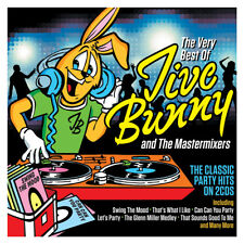 JIVE BUNNY & THE MASTERMIXERS - THE VERY BEST OF  2CD