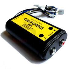 HIGH-LOW Adapter Remote Erzeugung Converter Cinch RCA Umwandler Verstärker 2x50W