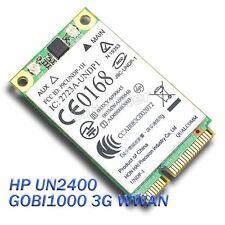 HP UN2400 EV-DO 3G HSDPA WWAN 2530p 2730p 6930p + GPS Unlocked Wireless Card