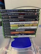 Xbox Original Games Bundle - Read Description