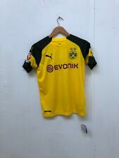 PUMA Kid's Borussia Dortmund 2018/19 Home Shirt - 13-14 Years - Philipp 20 - New