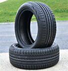 2 Tires Accelera Phi-r 21545zr17 21545r17 91w Xl As High Performance