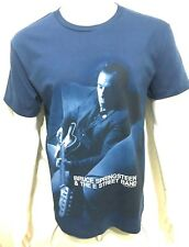BRUCE SPRINGSTEEN - Working on a Dream Tour 2009 - Concert T-Shirt (L) New