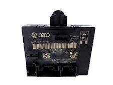 original Audi A6 4g Avant Unidad de control la puerta trasero izquierdo