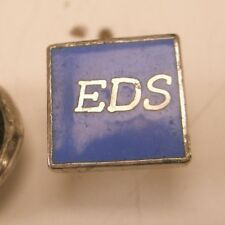 Eds Logo Vintage Lapel Pin Tie Tack member corporate image fraternal
