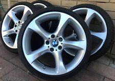 "GENUINE BMW 19"" 3-series E46 E90 E92 Wheels Rims BRIDGESTONE RFT TYRES 225 35 19"
